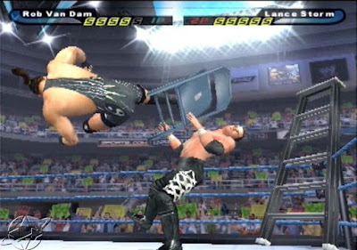 WWE Smackdown Shut Your Mouth PC Game Download