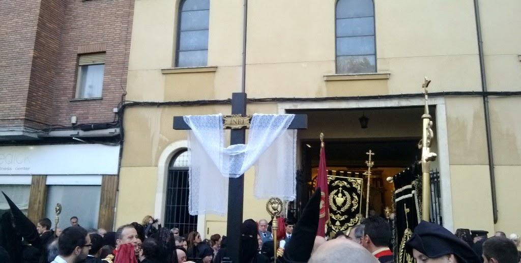 Procesion de la Pasion ANgustias y Soledad Leon