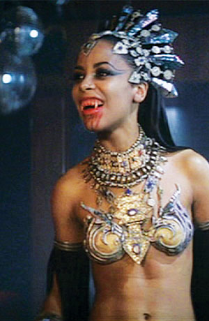 Aaliyah queen of the damned movie