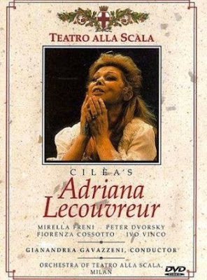 Adriana Lecouvreur (2011). Película, Movie, Sinopsis, Crítica, Ficha Técnica, Poster,