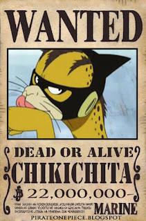 http://pirateonepiece.blogspot.com/2010/02/wanted-chiqicheetah.html