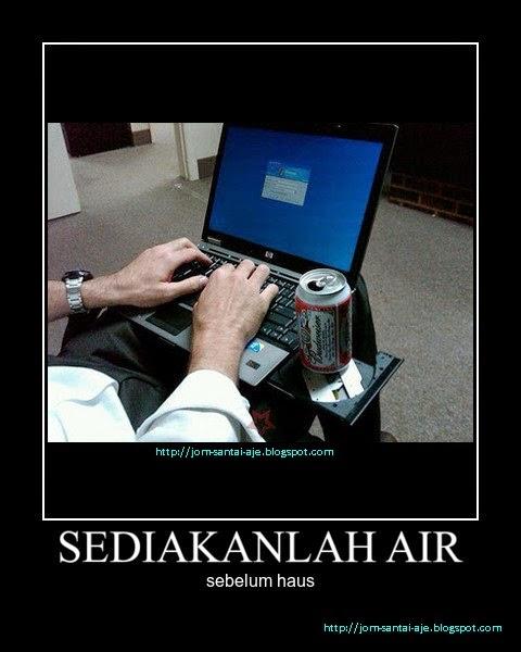 SEDIAKANLAH AIR