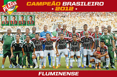 Baixar Pster Fluminense Campeo - Brasileiro 2012