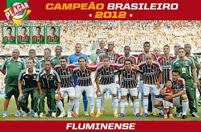 Baixar Pôster Fluminense Campeão - Brasileiro 2012