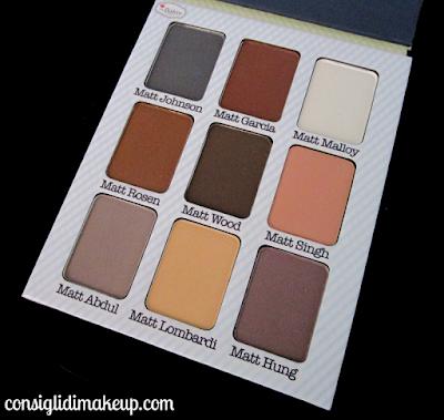 the balm palette ombretti meet matte nude