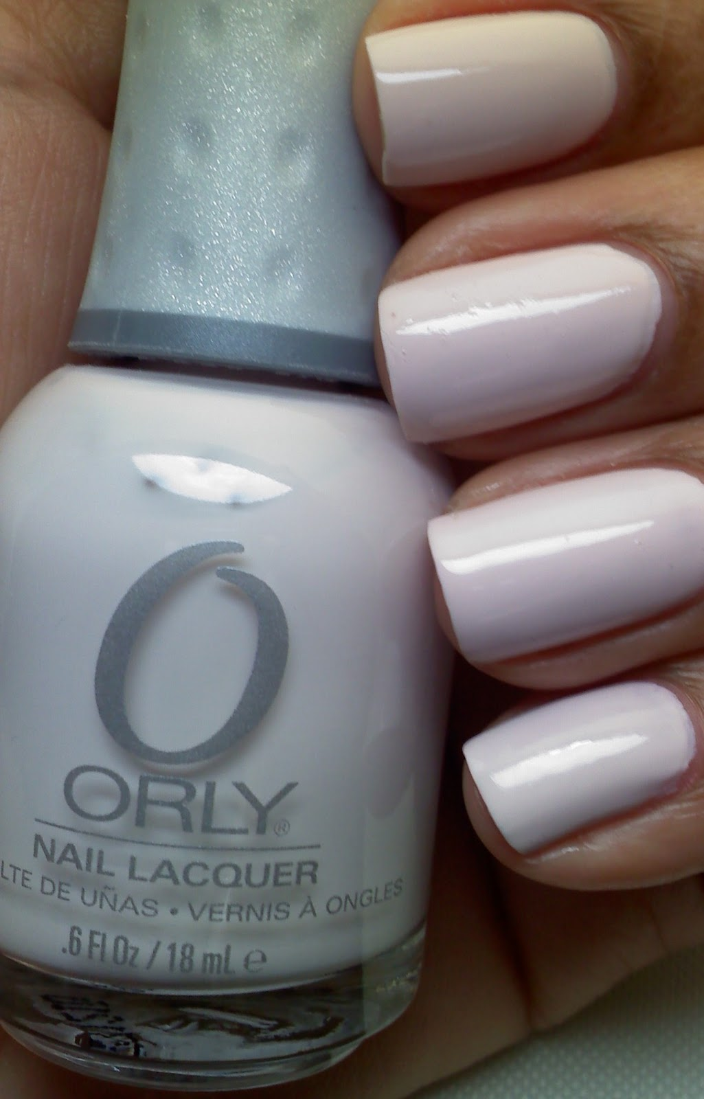 Orly Pure Porcelain (Spring/Summer 2011 - Precious Collection) & AllThingsNails! (and handbags and shoes etc.): Orly Pure ... azcodes.com