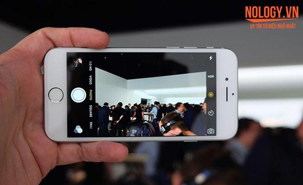 Đánh giá camera trên Iphone 6s xách tay