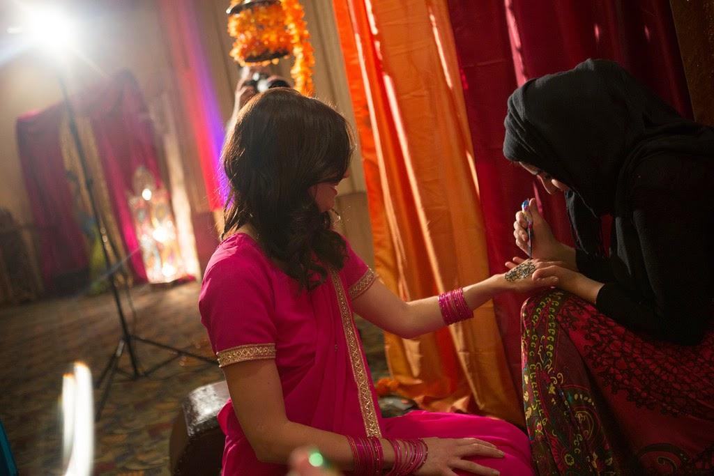 Bridal Mehndi Vancouver : Happy shaadi seattle roheeda and shahzad s bollywood
