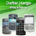 Harga HP Blackberry / BB Terbaru Dan Bekas