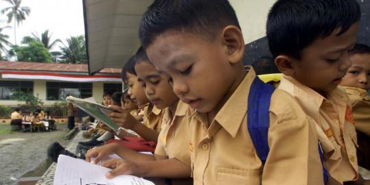 Gara-Gara Kebodohan Pihak Sekolah, Anak SD kelas IV balik ke kelas I