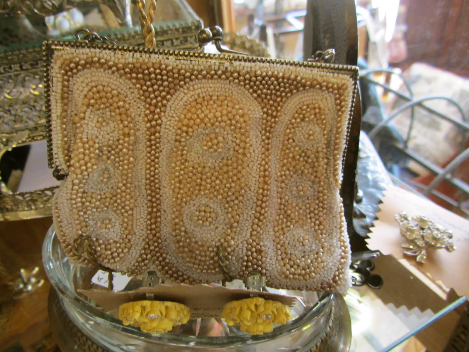 Vintage Evening Bag