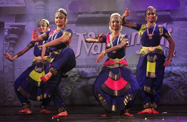 Natyanjali Dance festival