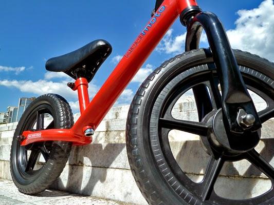червено стоманено колело без педали варна онлайн