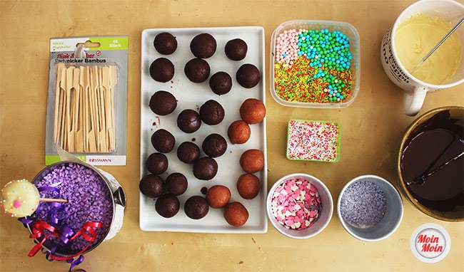 cake pops ingredients