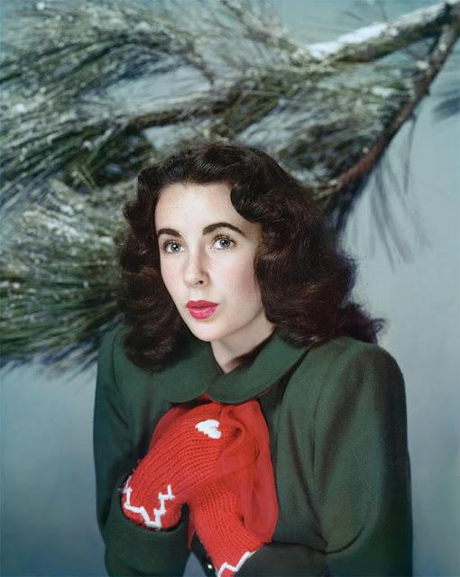 Elizabeth Taylor Christmas