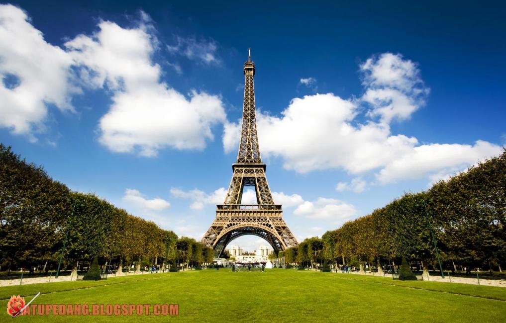 Sejarah Pembuatan Menara Eiffel
