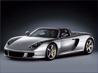 Porsche Carrera-GT