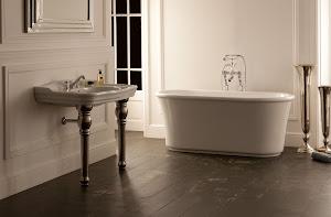 Albion Copo Free Standing Bath