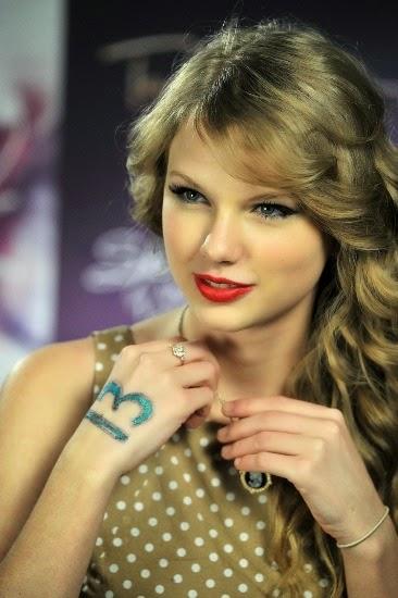 Top 5 Taylor Swift Tattoo Designs