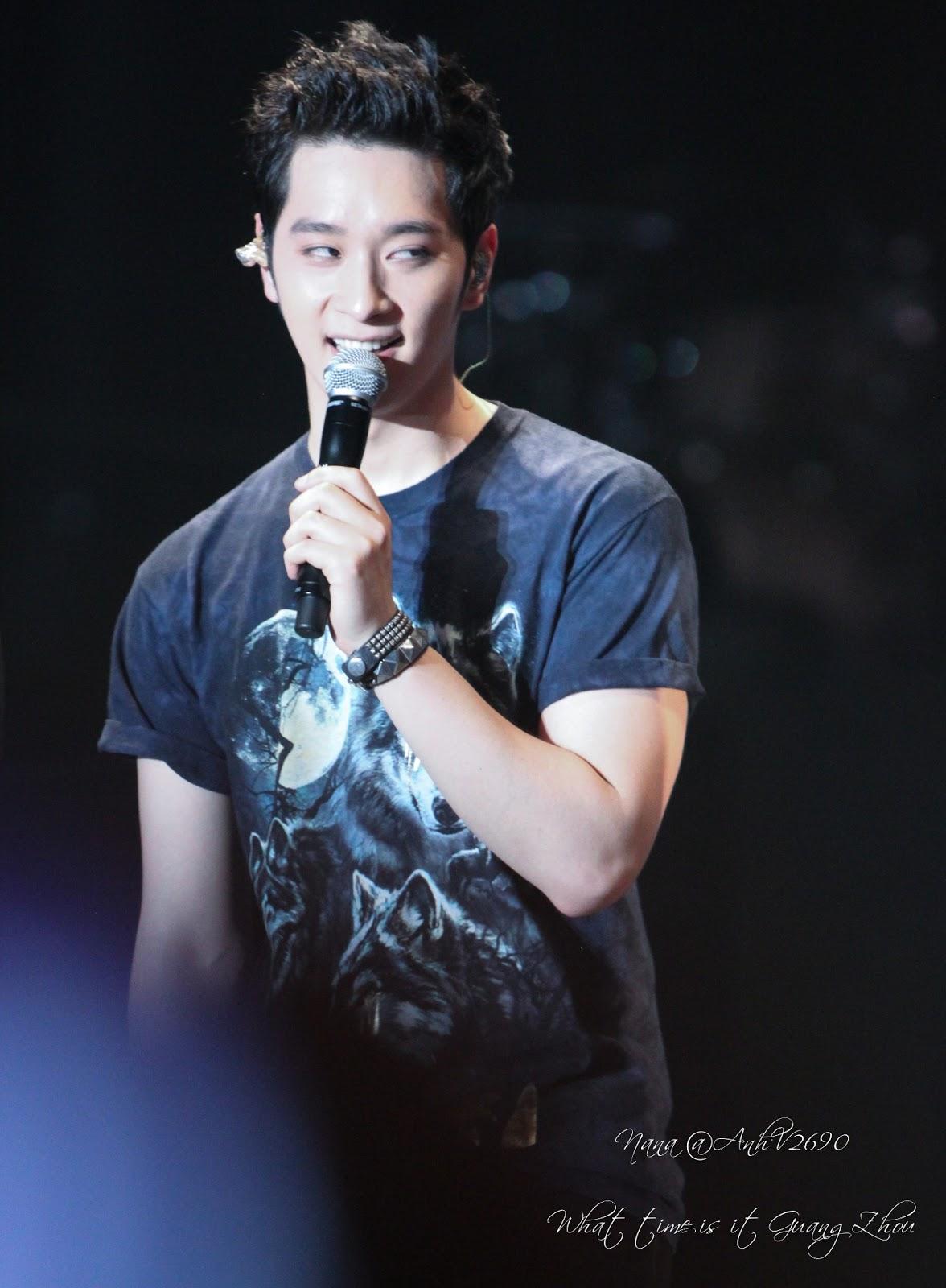 나나★NANA♥: 130330 HD PICS WTII GUANGZHOU HWANG CHANSUNG!!!! Hwang Chansung 2013