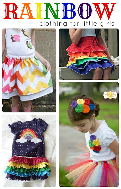 Rainbow Clothing