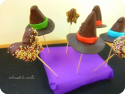 http://www.saboreandolasestrellas.com/2012/10/pop-cake-sombrero-de-bruja.html