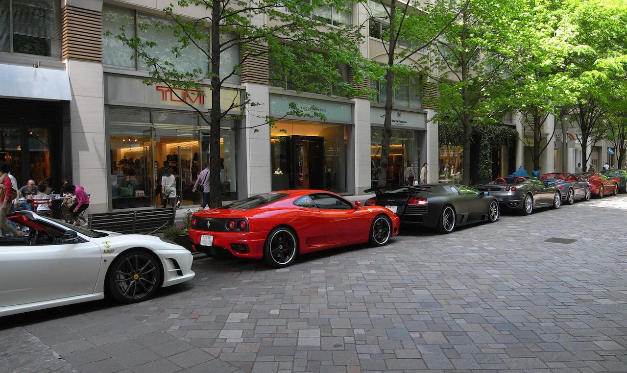 Japanese Street Enthusiastic Cars Takeyoshi Images