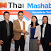 """MThai"" collaborated with ""Mashable"" adding the new dimension of digital news"