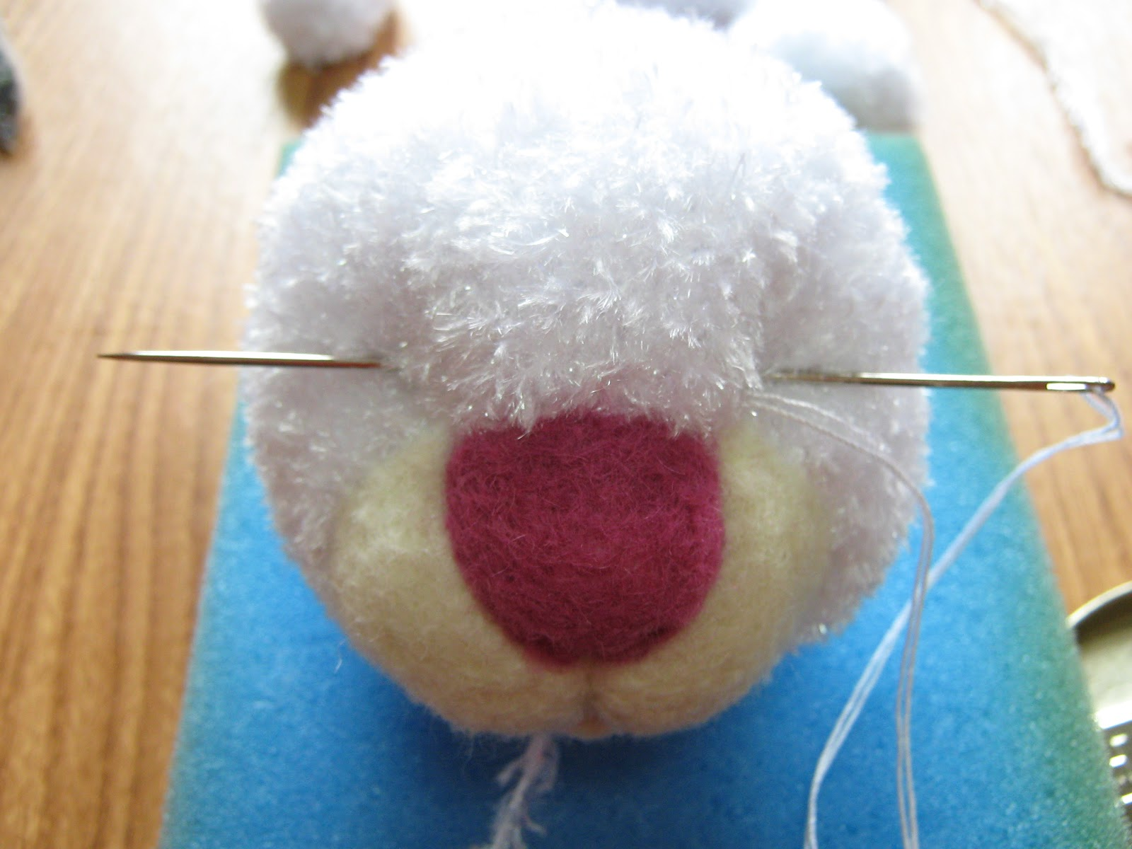 Как сделать утяжку на вязаной игрушке