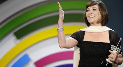 Carmen Maura homenajeada por su carrera en la 61 edición de Festival de Donosti