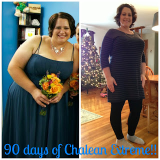 Chalene Extreme Transformation