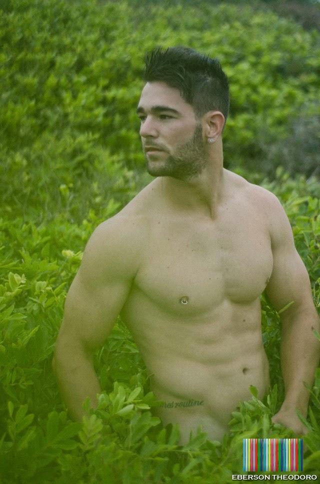 Leo Maycon Souza - Foto: Eberson Theodoro