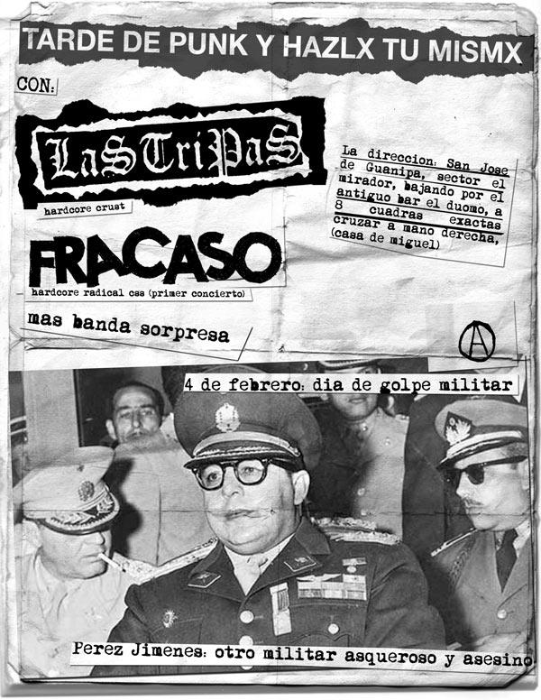 punk Venezuela