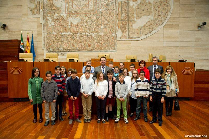 Reconocimiento Parlamento Extremadura