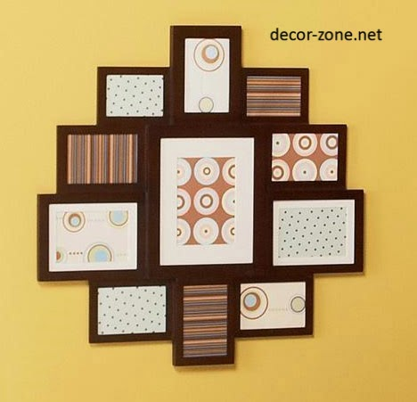 Wall Decor Frames 15 home wall decor ideas with decorative frames