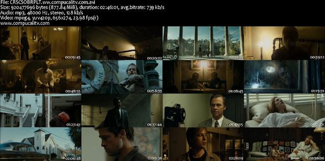 El Curioso caso de Benjamin Button DVDRip Español Latino Descargar 1 Link