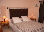 Chambre 1 (lit 160 cm)
