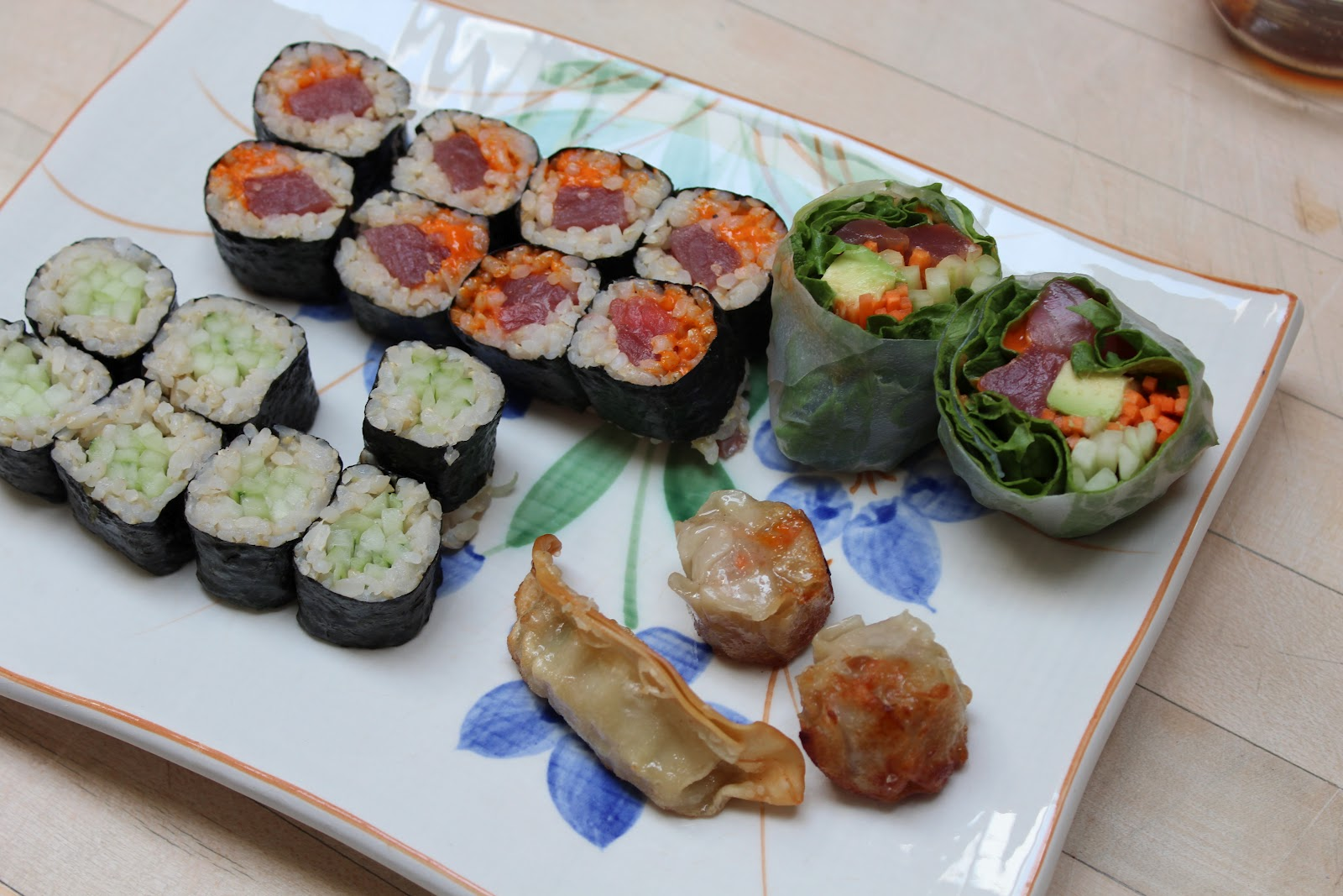 An Immovable Feast: Whole Foods Sushi