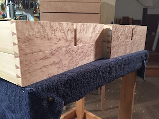 Handcut Dovetailed Joinery