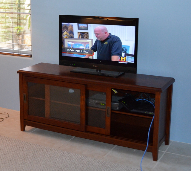 Lamont TV Stand, Media Console