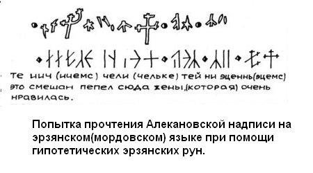 Поздравления на эрзянском языке