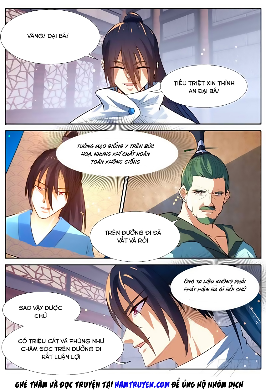Ngự Thiên chap 18 - Trang 9