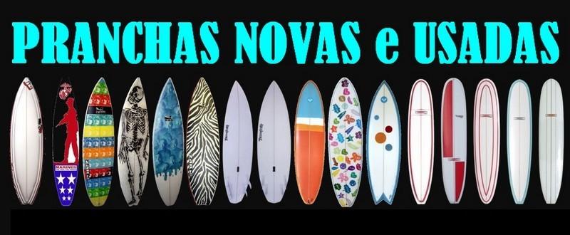 PRANCHAS DE SURF USADAS