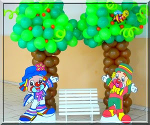 Decoração para Festa Infantil do Patati Patata