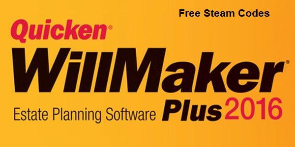 Quicken WillMaker Plus 2016 Key Generator Free CD Key Download