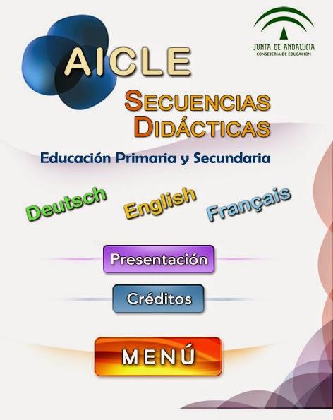 AICLE Junta d'Andalucia