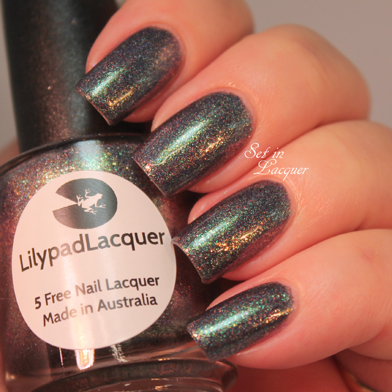 Lilypad Lacquer - Nature's Gift