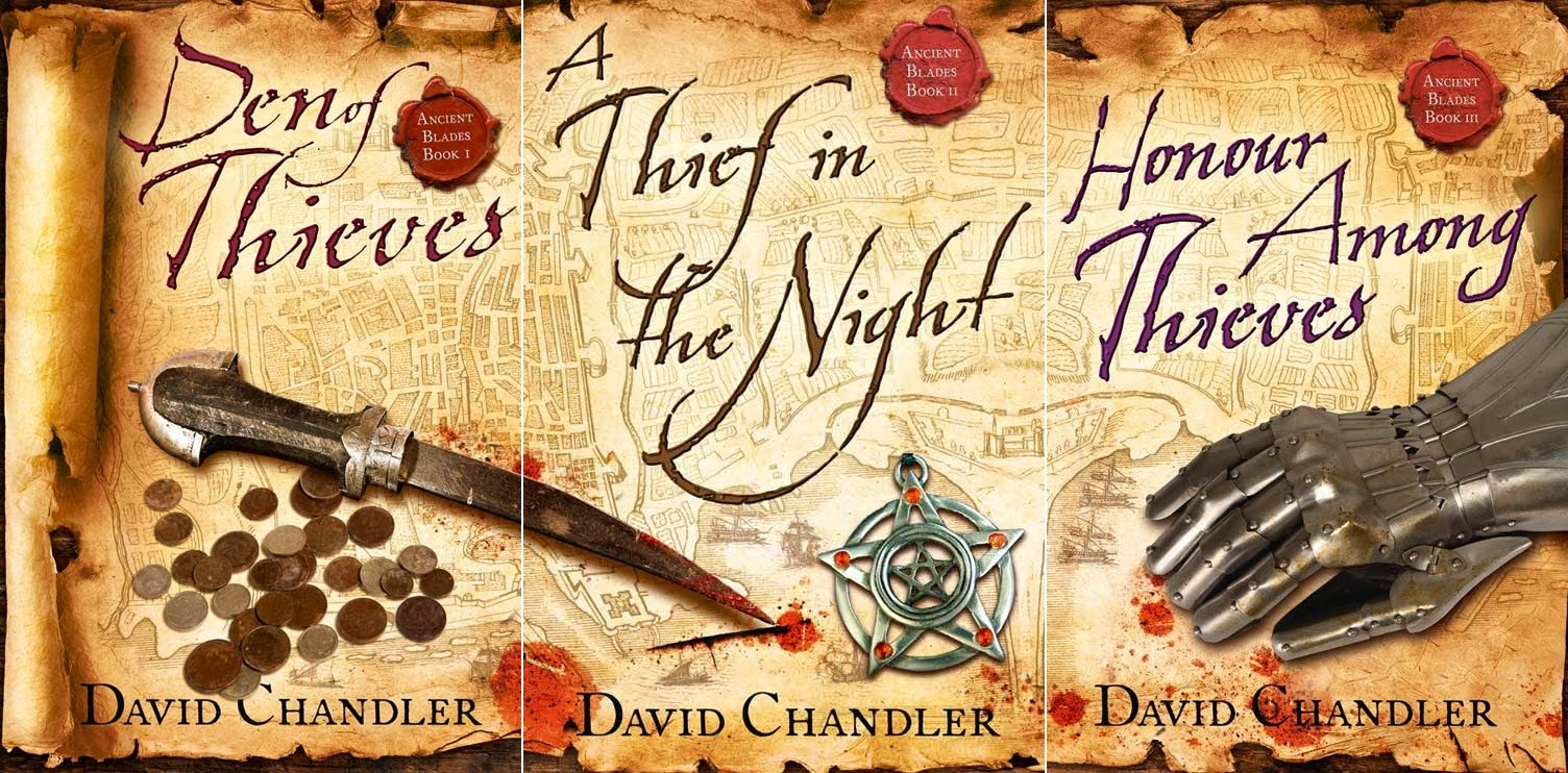 The Wertzone Cover Art For David Chandler S Ancient border=