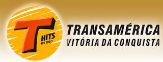 Rádio Transamérica Hits da Cidade de Vitória da Conquista ao vivo