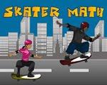 Εξάσκηση στις μαθηματικές πράξεις παίζοντας Skateboard